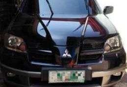 2005 Mitsubishi Outlander 4x4 AT Black For Sale