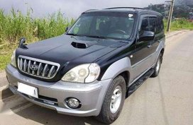 Hyundai Terracan 4X4 AT Black For Sale