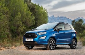 Grab a new Ford EcoSport at P70,000 cash discount