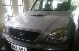 Hyundai Terracan crdi matic Diesel for sale