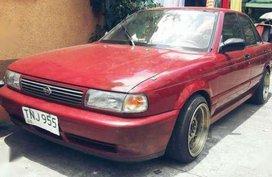 Nissan sentra eccs efi 94 yr model