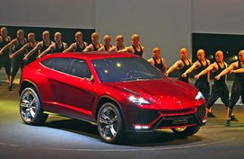 Lamborghini Urus 2019 to come in December