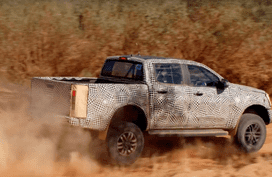 Ford Ranger Raptor 2018 confirmed for the Philippines