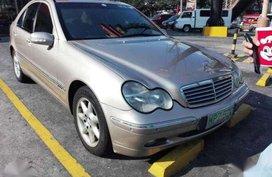 2000 C200 Kompressor Mercedes Benz for sale