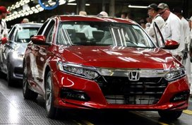 Honda Accord 2018 officially enters production