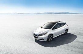 Admire the all-new Nissan LEAF 2018 [Walk around videos]