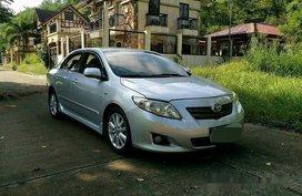 FOR SALE SILVER Toyota Corolla Altis 2009