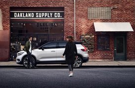 Volvo XC40 2018 finally comes!