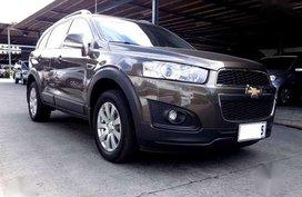 2016 Chevrolet Captiva Diesel AT 7 STR c CRV Rav4 Trailblazer MUX 2015