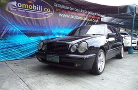 1997 Mercedes Benz E320 Automatic Automobilico SM City Bicutan