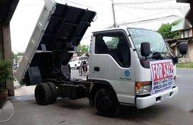 4HF1 Isuzu Elf 6W Mini Dump Truck NKR 10ft. Japan Surplus