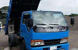 4BE2 Isuzu Elf 6W Mini Dump Truck Giga NKR 10ft Camel Type Japan
