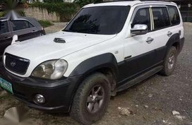 hyundai terracan 2009 model