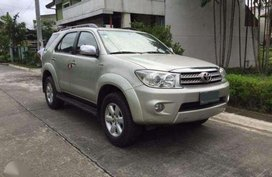 Casa Maintained Toyota Fortuner G 2011 For Sale