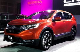 The first batch of the diesel-powered Honda CR-V 2018 finally arrived