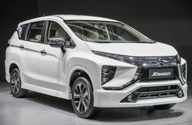 Marvel at Mitsubishi Expander with Nissan X-Trail pieces