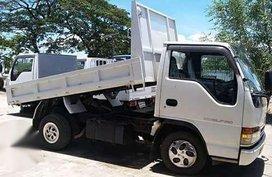 4HF1 Isuzu Elf 6W Mini Dump Truck NKR 10ft for sale