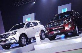 Isuzu D-Max & Isuzu MU-X now meet the Euro 4 emissions standard