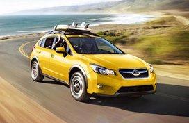 Subaru XV and Subaru Impreza concepts to be showcased at Tokyo Motor Show