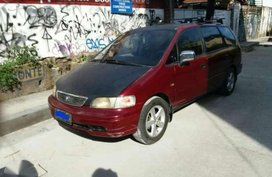 Honda Odyssey 2001 SUV AT Red For Sale