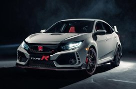 The Honda Civic Type R has finally come to the Philippines
