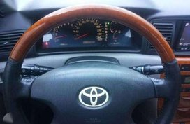 Toyota Altis 1.8G (RUSH)
