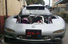 Mazda RX 7 Drag Car