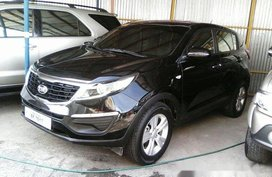 Kia Sportage 2016 Black for sale