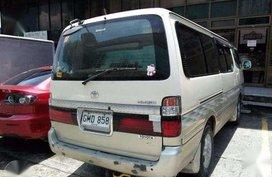 Toyota Hi Ace Super Grandia 3.0