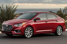 Hyundai Accent 2018 debuts with a mature new look