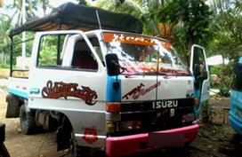 Isuzu Elf 4WD Dropside Truck for Sale