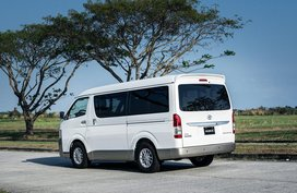 435k Net Cashout Call Now: 09258331924 Casa Sales 2019 Toyota Hiace SG LXV AT ALL IN Sale