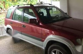 Honda CRV 1996 AT Red SUV For Sale