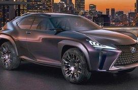 New Lexus concept headed to 2017 Tokyo Motor Show
