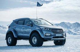 Hyundai to unveil the Santa Fe Sport concept at SEMA 2017