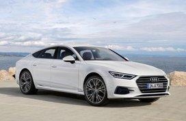 Audi A7 Sportback 2018 leaked in scale models