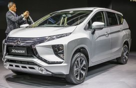 Mitsubishi Expander 2018: Record-breaking in Indonesian market