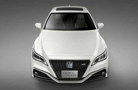 Next-gen Toyota Crown to be showcased ahead of Toyota Motor Show 2017