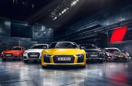 Audi Sport's ambitious plans to produce 5 new models by 2020