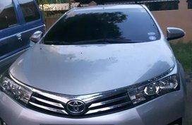 2015 1.6G Toyota Altis sedan for sale