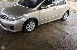 Toyota Altis E 1.6 2013