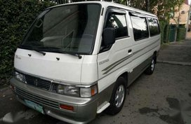 Nothing To Fix 2005 Nissan Urvan Escapade For Sale