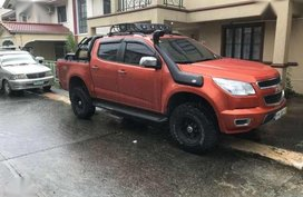 Chevrolet Colorado 2015 4x4 MT For Sale
