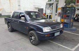 Mitsubishi Endeavor XT L200 pick up for sale