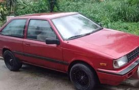 1987mdl Hyundai Excel 2 Dr Only for sale