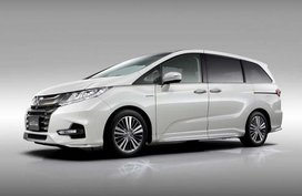 The Honda Odyssey 2018 to get a refreshed look