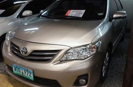 2014 Toyota Corolla Gasoline Automatic for sale