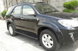 Very Fresh Toyota Fortuner 2007 G AT For Sale