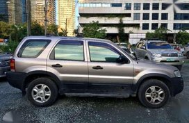 2003 Ford Escape 2.0 2WD or 4WD Automatic AT (Negotiable)