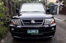 Good As New 2006 Mitsubishi Pajero CK BK 4x4 For Sale